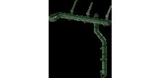 Водосточные системы Docke LUX