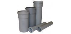 Трубы для внутренней канализации и комплектующие