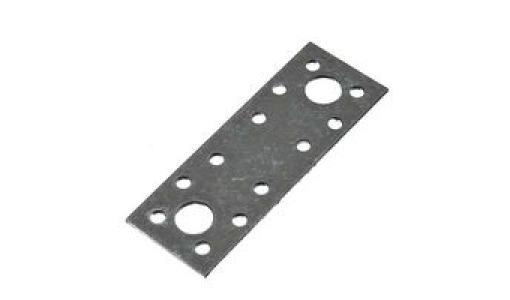 Пластина крепежная 130х53мм