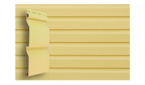Сайдинг 3,0 GL D4 (slim) золотой песок