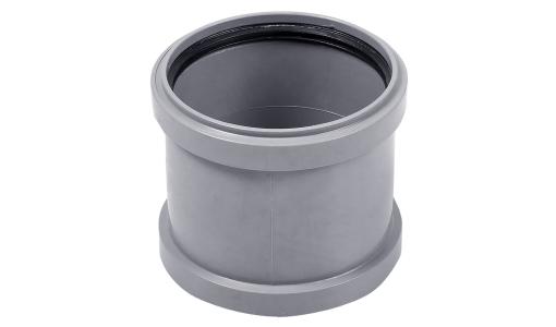 Муфта для внутренней канализации 110мм