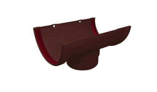 Воронка ПВХ GL шоколадная