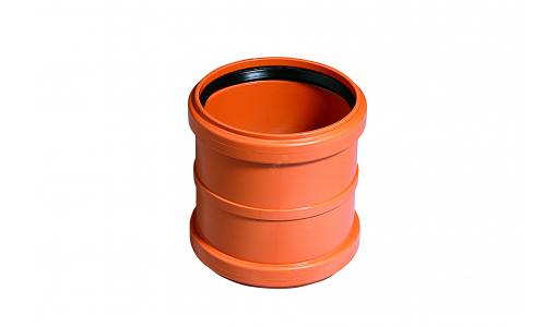 Муфта для наружной канализации 110мм