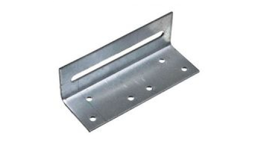 Уголок крепежный скользящий 40х40х120 мм