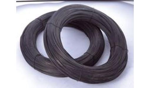 Проволока увязочная, черная 2мм 100м/п
