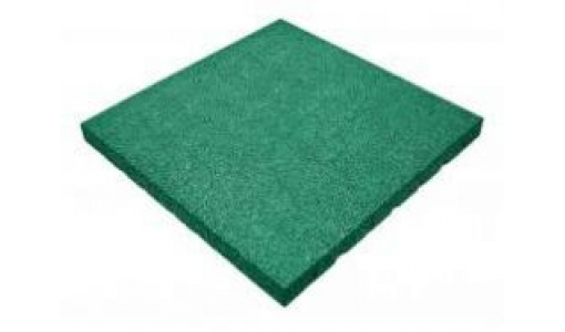 Плитка резиновая 500х500х50