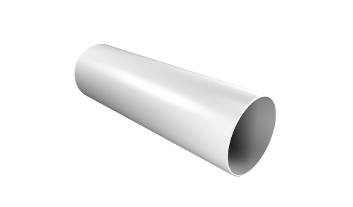 Труба ПВХ GL 3 м белая