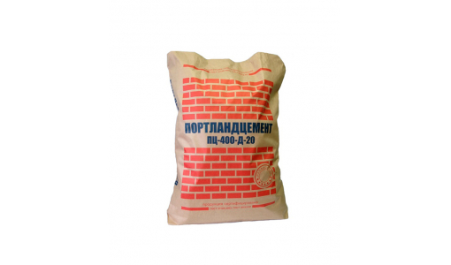 Цемент М400 Д 20, 50кг