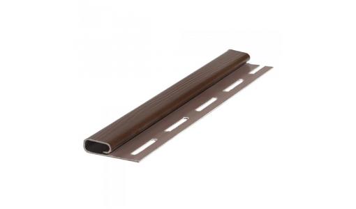 Планка финишная 3,00 GL коричневая