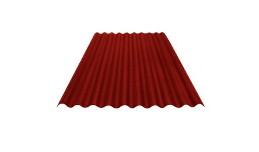 Лист Ондулин SMART 950х1950 мм красный (без гвоздей)