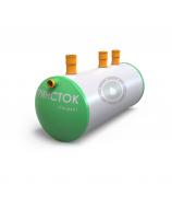 Стеклопластиковый септик «ГРИНСТОК» стандарт 1,0 м3