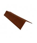 Щипец Ондулин коричневый 360х1000 мм