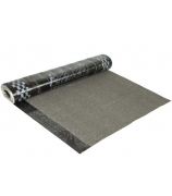 Стеклоизол Р ХКП 1х9 м серый гранулят (9 м²)