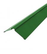 Конек плоский 2000 мм зеленый мох (RAL 6005)
