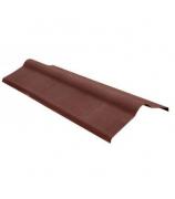 Конек для Ондулина коричневый 1000 мм