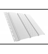 Соффит Т4 частично перфорированный 3,0 м GL белый
