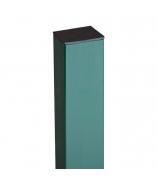Столб 50х50 зеленый 3 м