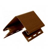 Угол наружный 3,00 GL коричневый