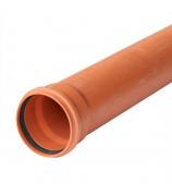 Труба для наружной канализации 110х1000мм