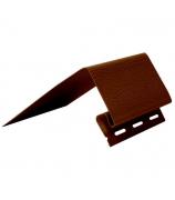 Планка околооконная 3,05 GL коричневая
