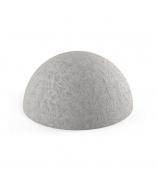Полусфера бетонная 500х250 со штырём