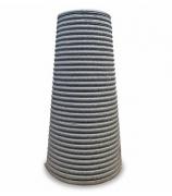 Колодец фильтрационный конический 2,0 м с люком