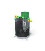 Стеклопластиковый септик «МИКРОСТОК» 0,5 м3