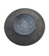 Конус-люк полимерно-песчаный (черная крышка)