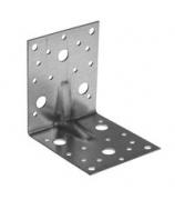 Уголок крепежный 105х105х90мм усиленный