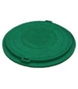 Люк тип Д (зеленый) 740*70