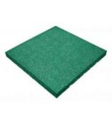 Плитка резиновая полнотелая 500х500х40