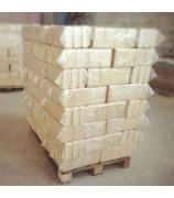 Березовая пыль топливные брикеты RUF (960кг)