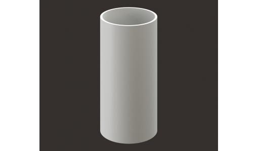 Труба водосточная 3 м Пломбир LUX